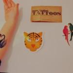 Tattoo-Wolf