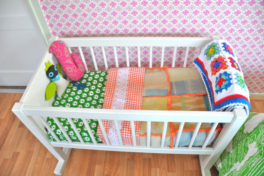 Slaapkamer Baby : Home sweet home • Zilverblauw