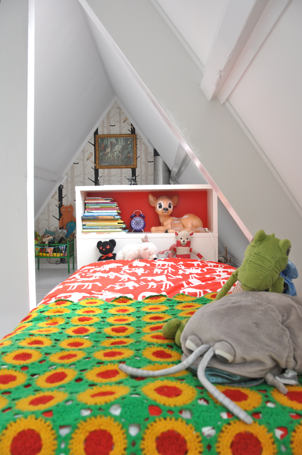 Wolf's attic