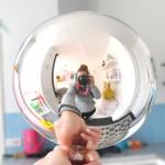 Mirror- ehh kerstbal