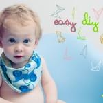 DIY: Baby bib