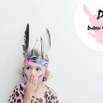 DIY Indian headdress