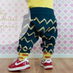 DIY customized baby pants
