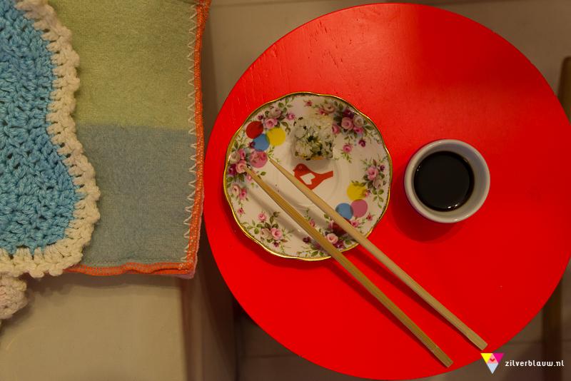 Sushi op vrijdag