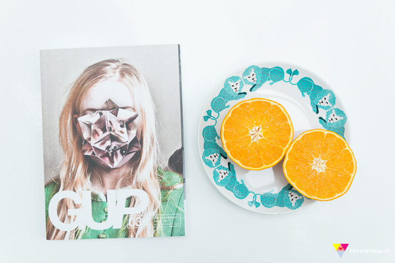 GUP + sinaasappel