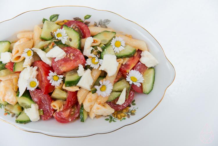 salade met meizoentjes