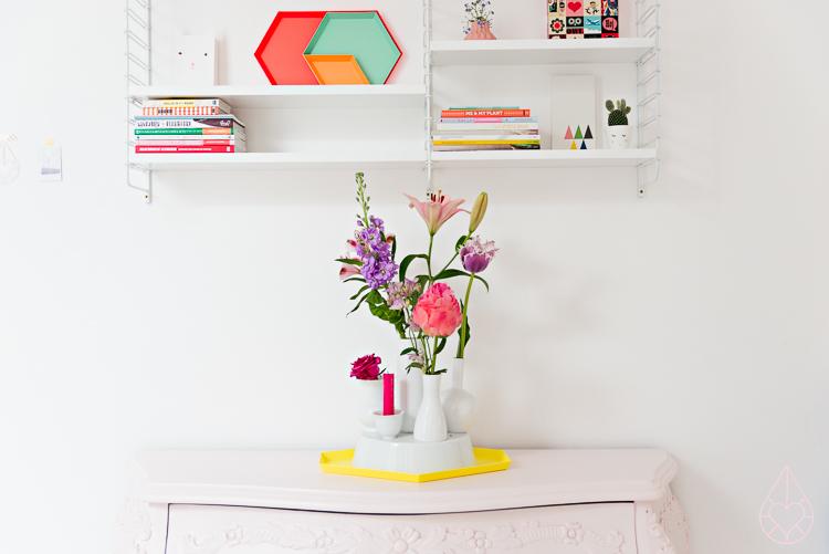 Bloemen van Casper