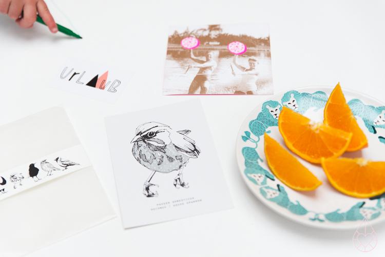 Close-up kaarten Maartje van den Noort