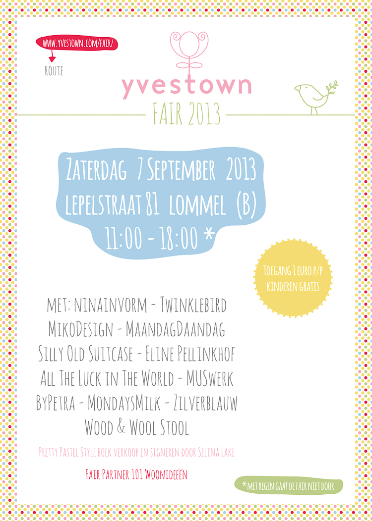 yvestownfairposter