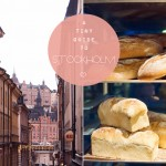 A tiny guide to Stockholm