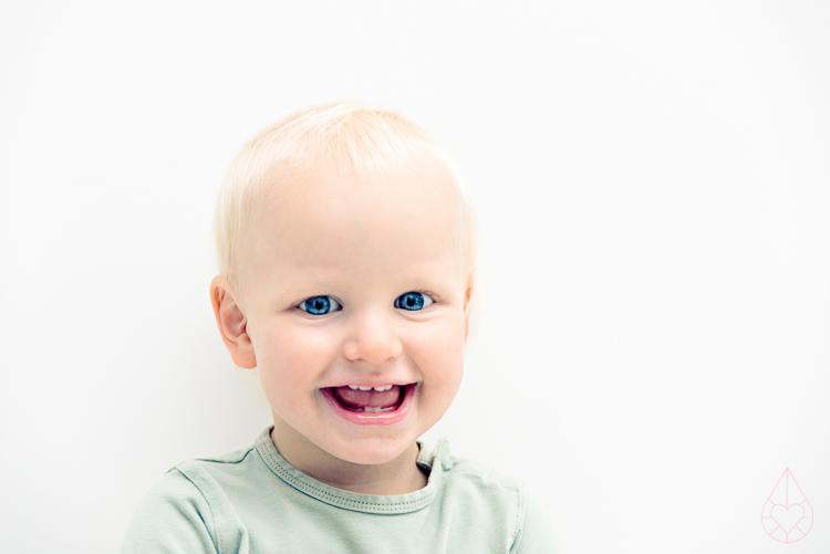 Zilverblauw Kinderfotografie