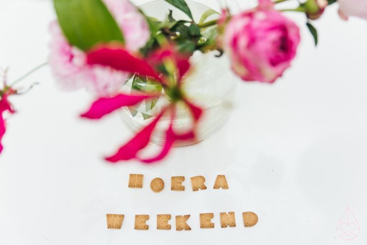 hoera weekend