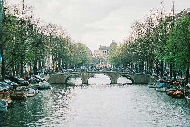 Amsterdam on film - Nikon FE - by Zilverblauw