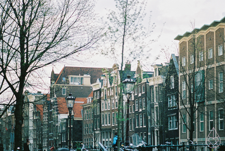Amsterdam on film - Nikon FE - by Zilverblauw