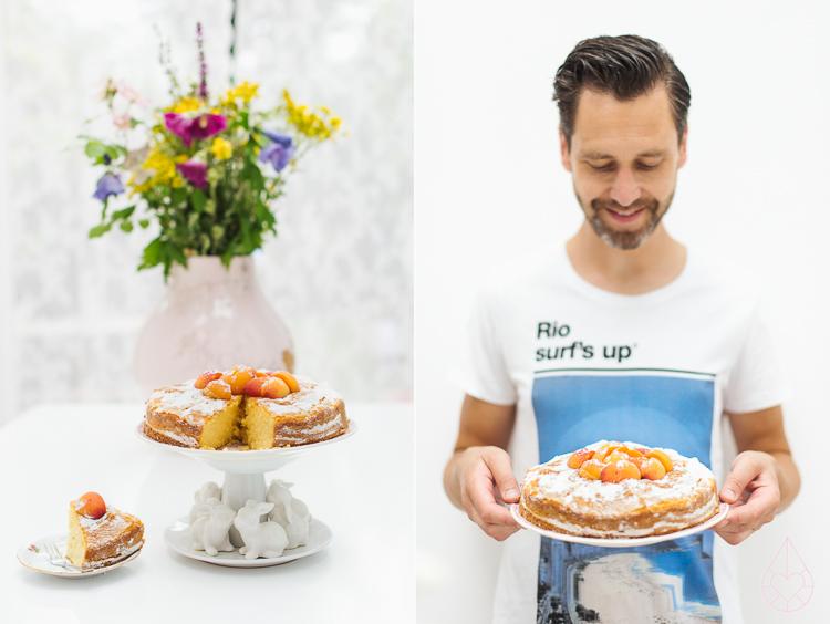 Casper turns 36, by Zilverblauw.nl