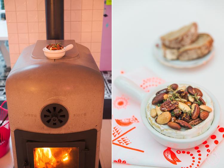 camembert op de kachel, by zilverblauw.nl