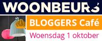 Woonbeurs Bloggers Café