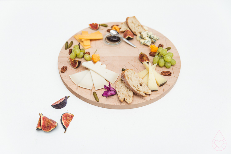 cheeseboard by zilverblauw.nl