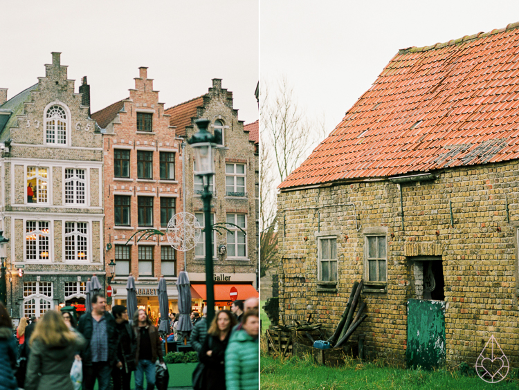 Brugge, Gent & sea, by zilverblauw.nl