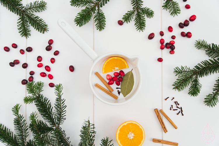DIY Kerstgeur, by zilverblauw.nl