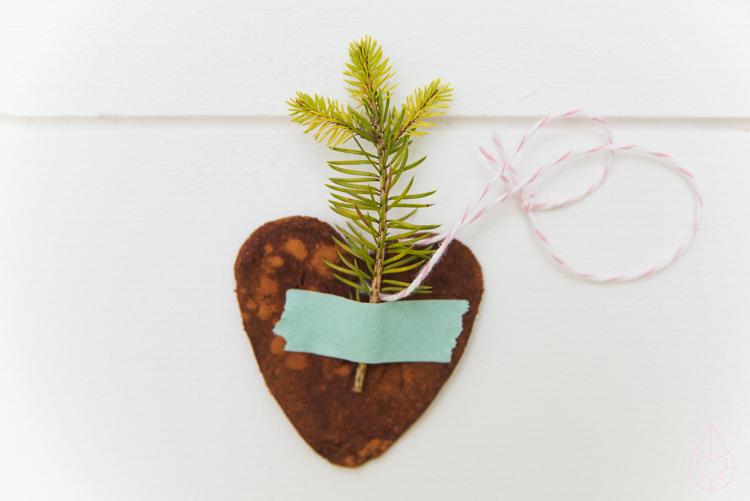 DIY kaneel-kersthangers, by zilverblauw.nl