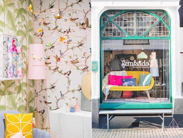 Femkeido shop, by zilverblauw.nl