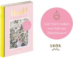 Shoot! Fotograferen met je hart. Boek van Anki Wijnen, Zilverblauw.nl
