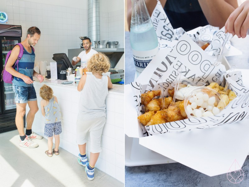 Fish & chips Strijp-S, by zilverblauw.nl