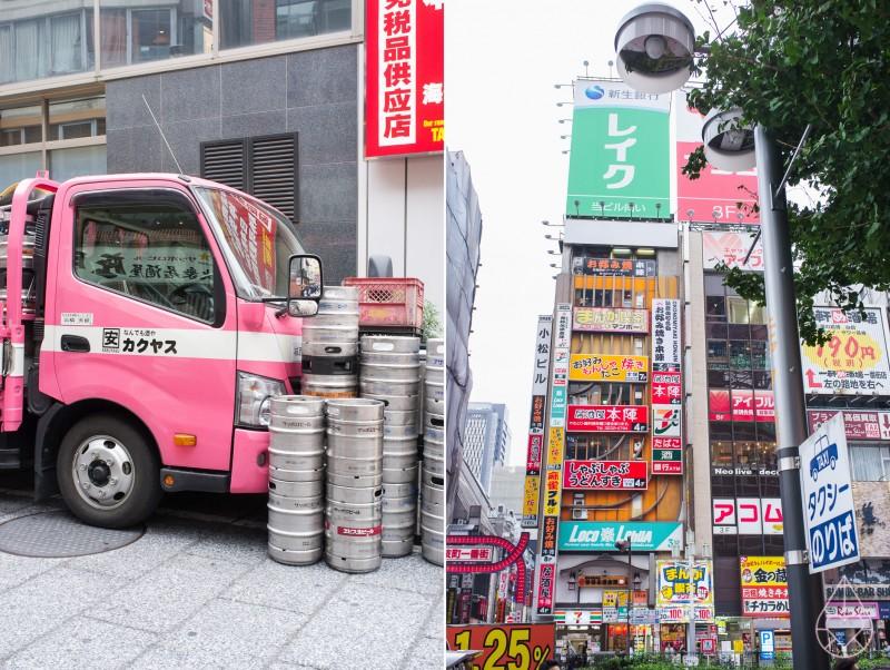 Tokio, by zilverblauw