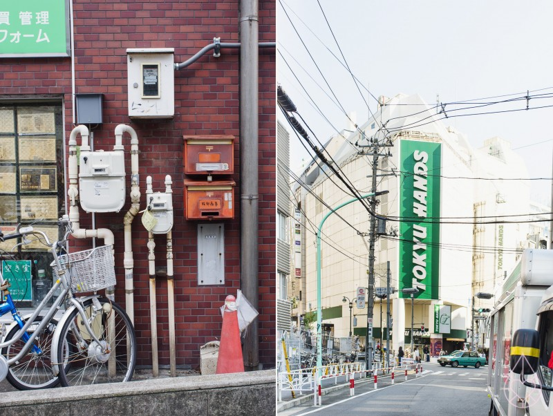 Tokyo streets, by zilverblauw
