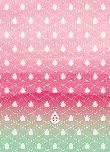 the-diamond-sea-zilverblauw-poster