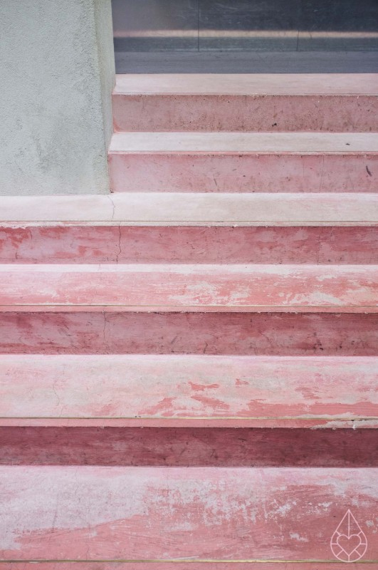 Paris pinks, by zilverblauw.nl