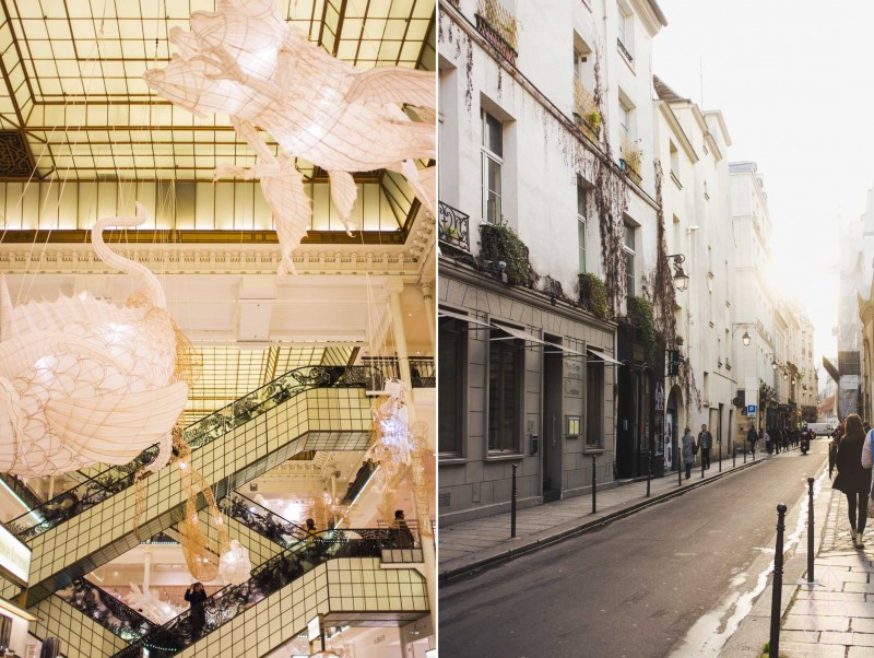 Paris travel tips, by zilverblauw.nl