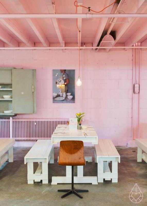 Restaurant van Aken, by zilverblauw.nl