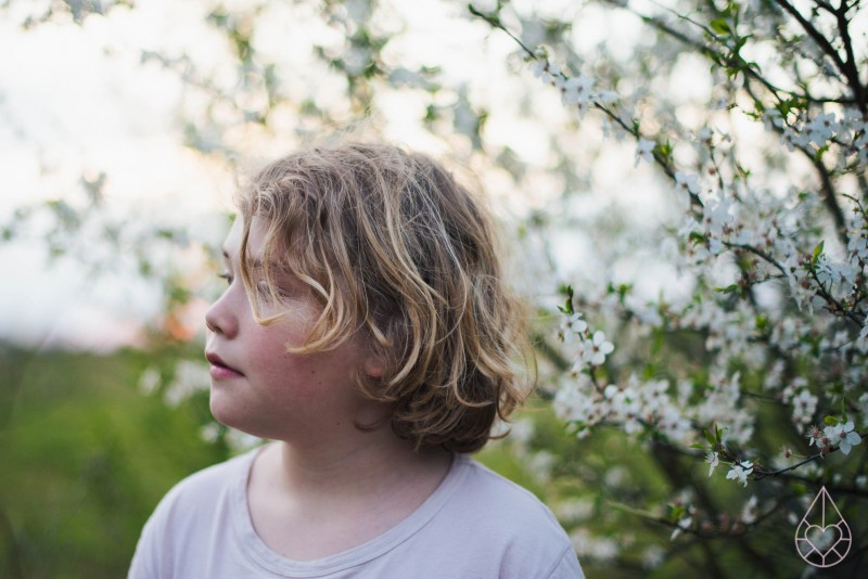 baby's & blossom, by zilverblauw.nl