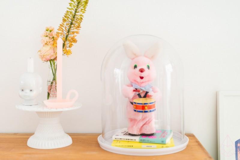 Duracell konijn / bunny, by zilverblauw.nl