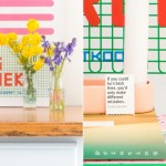 Over typografie, lieve vrienden en fijne (on)bekenden