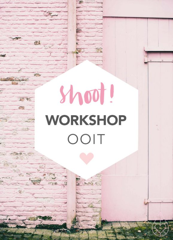 workshop-ooit