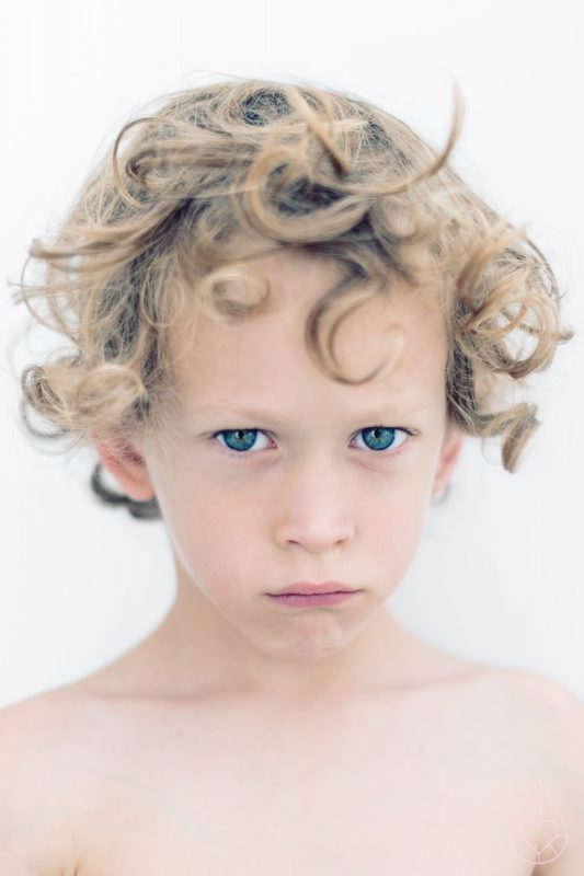 boze kinderen, zilverblauw.nl