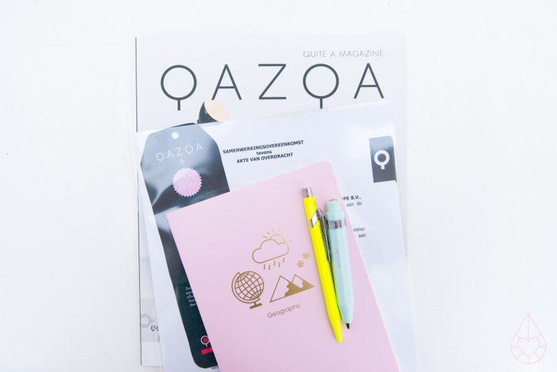 qazqa x zilverblauw