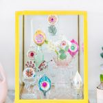 Kerst DIY I: glass & vintage ornaments