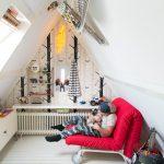 Wolf's attic & IKEA