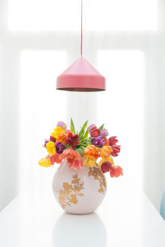 bloemenmeisje - mooi wat bloemen doen
