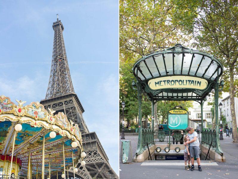 citytrip Parijs met kinderen