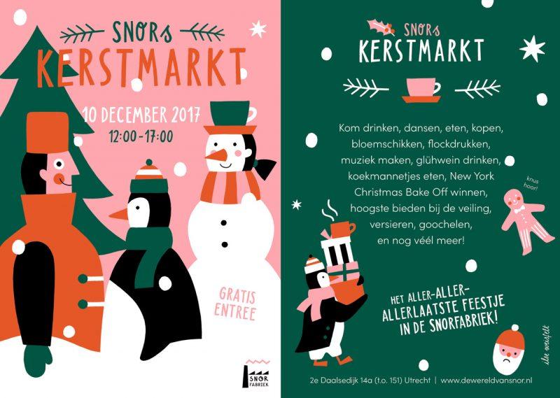 Snor's kerstmarkt