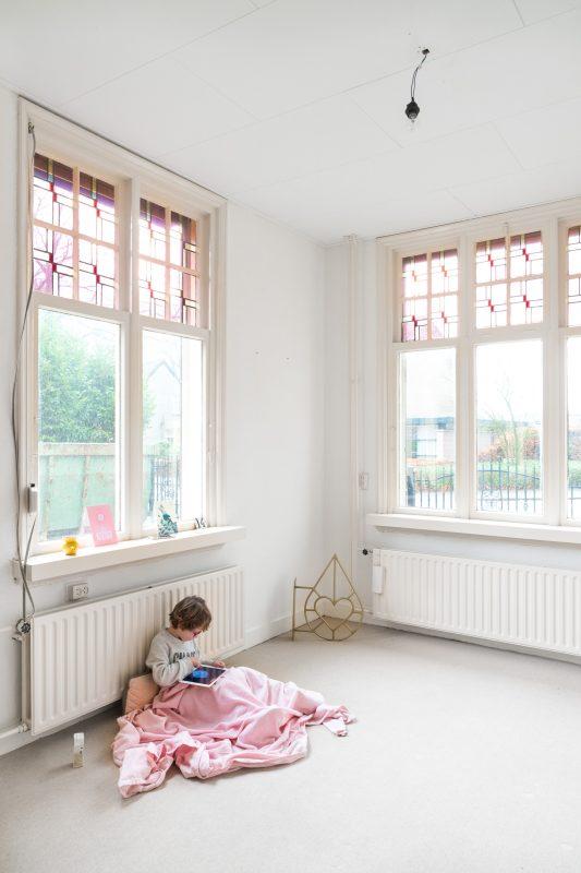 new home - Zilverblauw