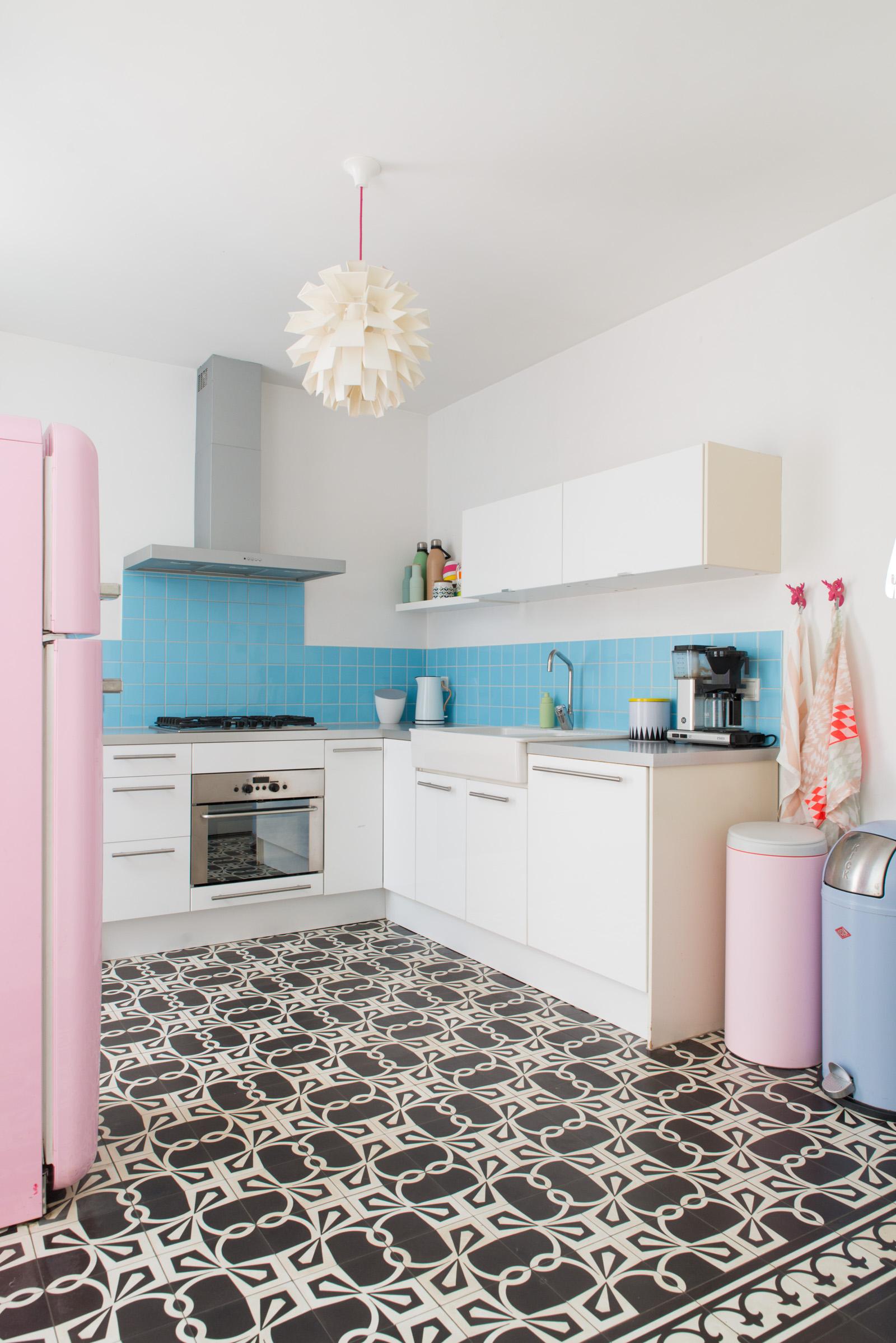 Nieuwe Ikea Keuken Deel I Zilverblauw