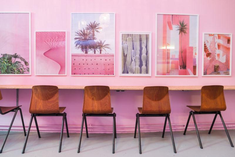 roze café haarlem