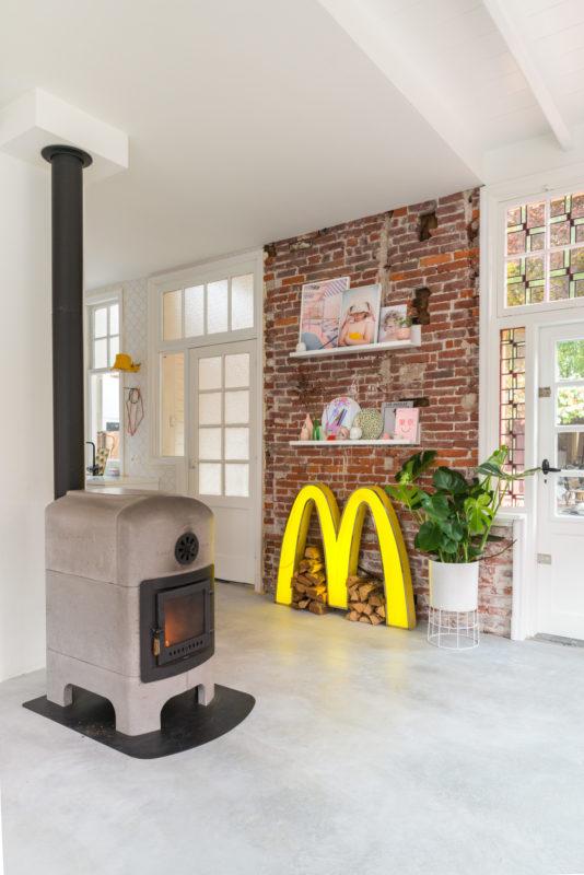 McDonalds M