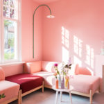 The pink room I